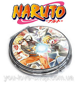 Карманное зеркало атака Наруто и Боруто