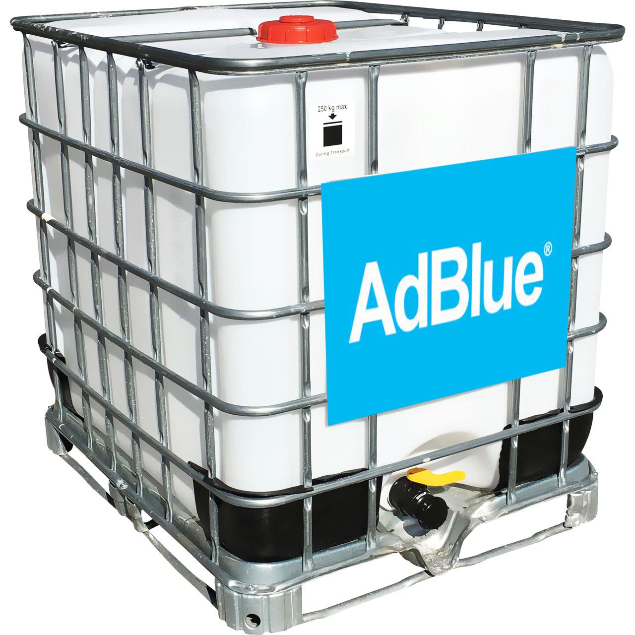 AdBlue ® Сечовина для дизелів (для зниження викидів систем SCR)