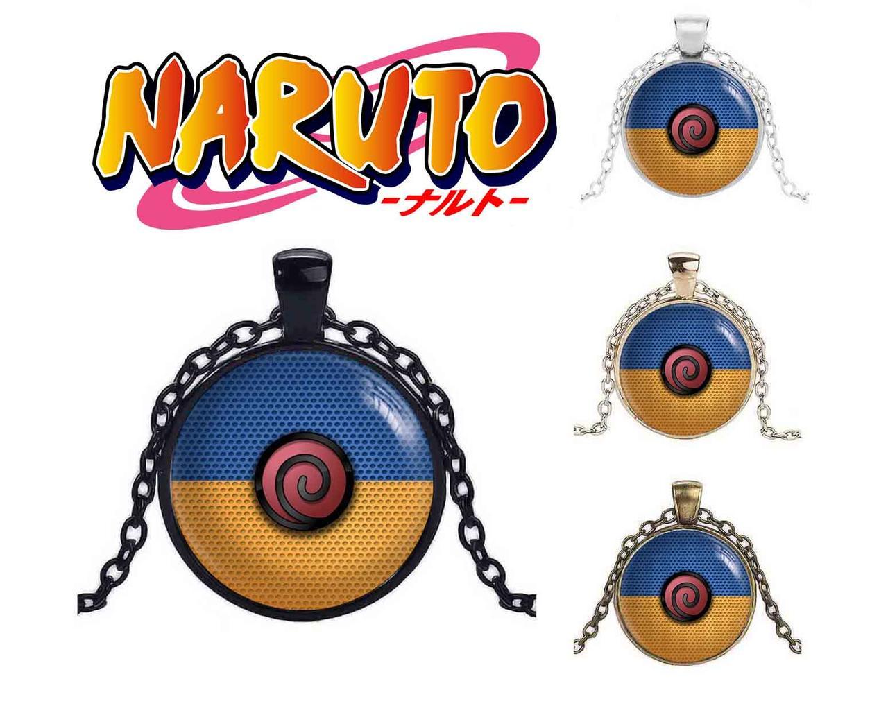 Кулон Клан Удзумаки Наруто / Naruto