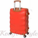 Комплект чемодан и кейс Bonro Next  маленький красный (10066705), фото 4