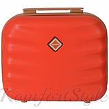 Комплект чемодан и кейс Bonro Next  маленький красный (10066705), фото 6