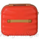 Комплект чемодан и кейс Bonro Next  маленький красный (10066705), фото 7