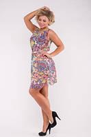 Молодежное летнее платье №12