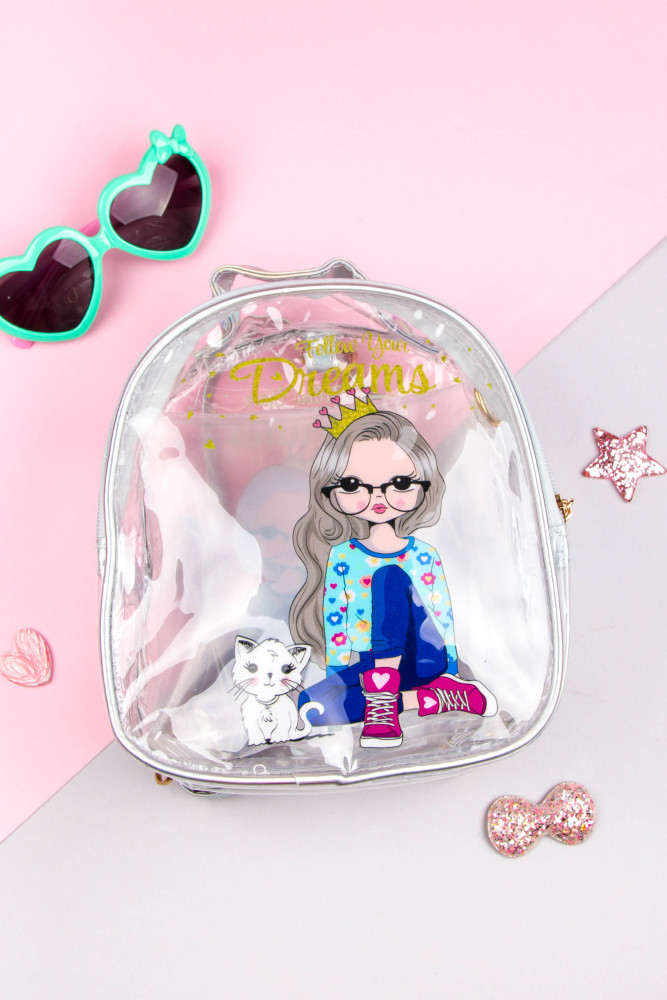 Рюкзак детский  трансформер детская сумочка