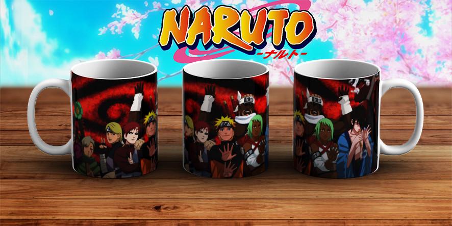 Чашка Наруто / Naruto