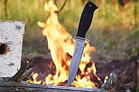 """Нож """"Щука"""" нескладной, интересный дизайн, высокое качество материала, отличный подарок парню"""