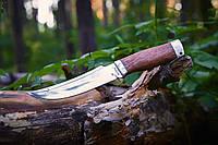 """Нож нескладной """"Охотник-2"""" - стойкость к коррозии и влаге, качественная 440С сталь"""