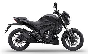 BAJAJ Dominar 400 UG 2019 чёрный