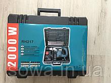 ✔️Бочковой перфоратор Euro Сraft RH 217 MAX . 2000 Вт, фото 3