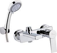 Смеситель для ванной QT Form CRM 006 ванна короткая (k40), фото 1