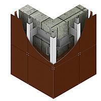 Усиленная система для фасада