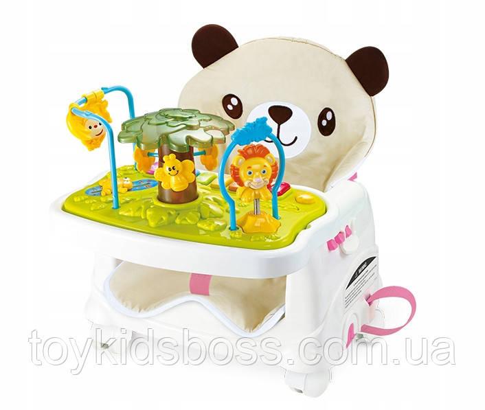 Развивающий стульчик Happicute Baby Панда