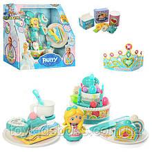 Игровой набор для праздника Jinxing Торт Frozen