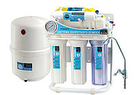 """Система очистки воды """"Насосы+"""" CAC-ZO-6G/М (без насоса, с манометром и минерализатором)"""
