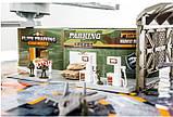 Детский игровой набор Peng Rong Большая военная база, фото 4