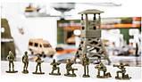 Детский игровой набор Peng Rong Большая военная база, фото 6