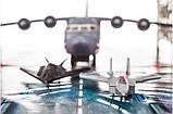 Детский игровой набор Peng Rong Большая военная база, фото 8