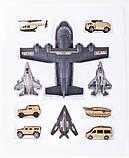 Детский игровой набор Peng Rong Большая военная база, фото 9