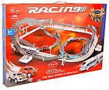 Детская железная дорога и автотрек Cowa Racing 630см, фото 5
