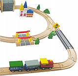 Деревянная железная дорога Kinderplay, фото 2