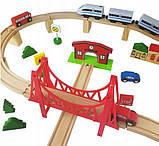 Деревянная железная дорога Kinderplay, фото 3