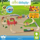 Деревянная железная дорога Kinderplay, фото 9