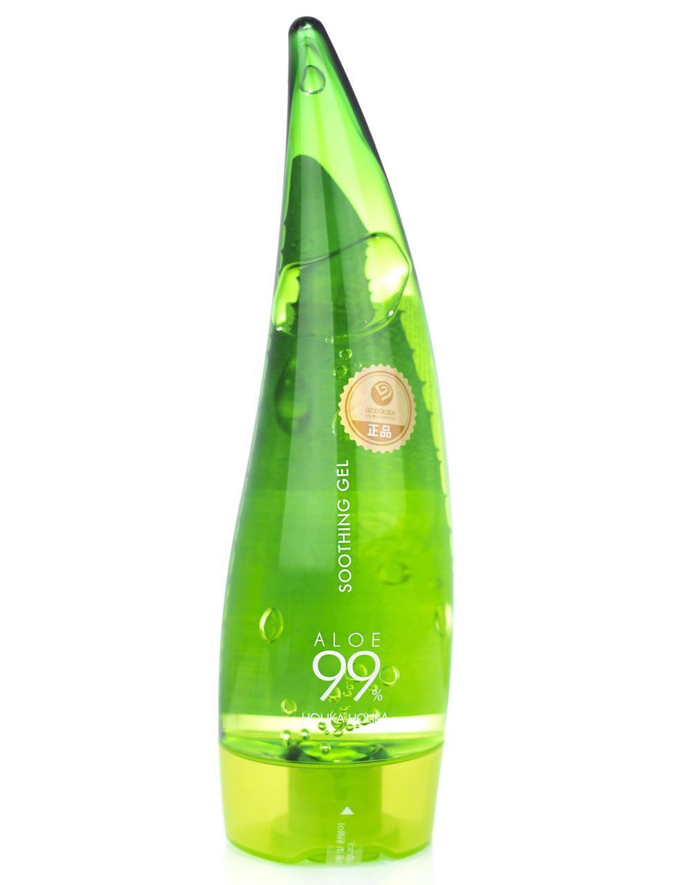 Успокаивающий и увлажняющий гель с алоэ Holika Holika Aloe 99% Soothing Gel (250мл)