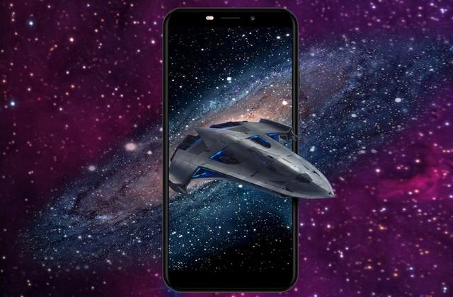 Смартфон Nomi i5710 1/16Gb