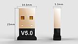 Mini USB Bluetooth 5.0 адаптер 5.0 блютуз csr 5.0, фото 3