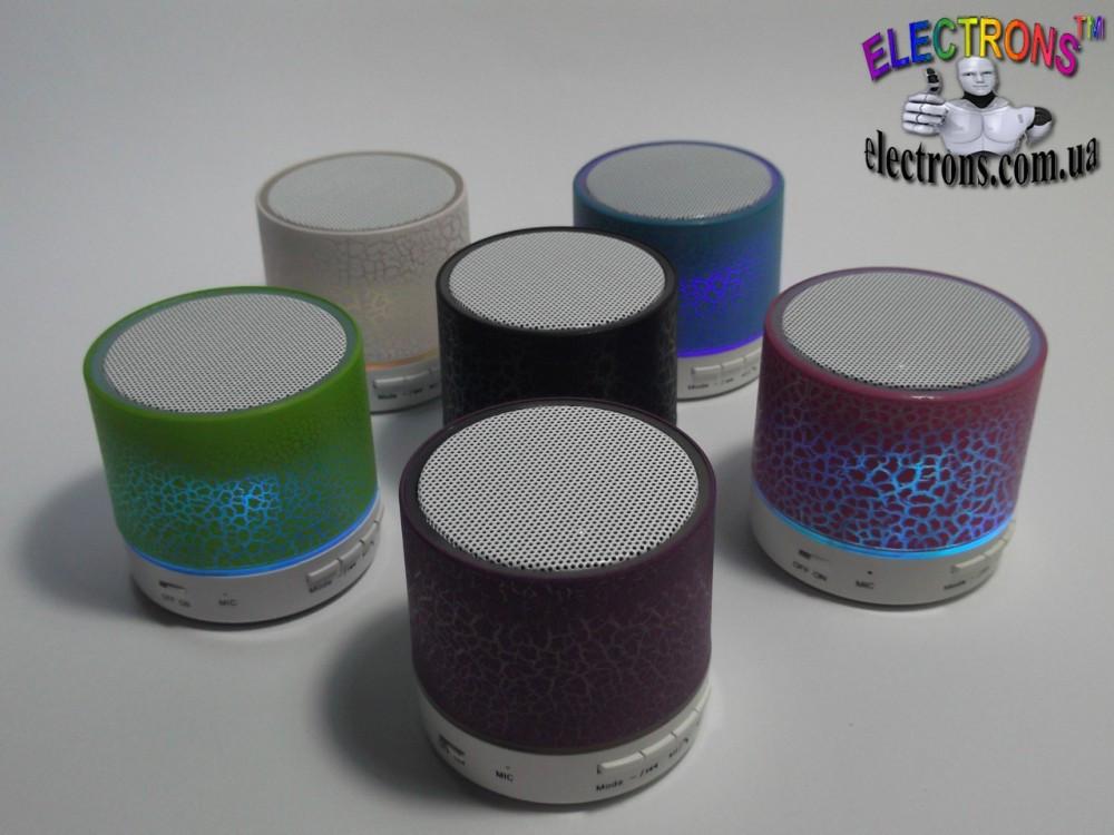 Динамик bluetooth, аудио спикер с блютуз, аудио аукустическая колонка