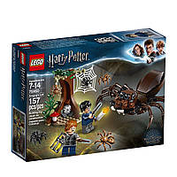 LEGO Гарри Поттер и Тайная комната логово Арагота LEGO Harry Potter and The Chamber of Secrets Aragog's Lair