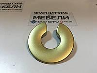 Ручка 32mm RIGA Матовое Золото