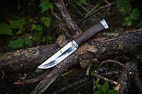 """Нож нескладной """"Hunter"""" - великолепное сочетание прочности и режущей способности"""