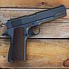 Пистолет пневматический SAS M1911 Pellet кал. 4.5 мм (металл), фото 6