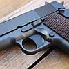 Пистолет пневматический SAS M1911 Pellet кал. 4.5 мм (металл), фото 3