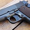 Пистолет пневматический SAS M1911 Pellet + 5 CO2 Crosman + 650 BB 4.5 мм, фото 2
