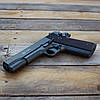 Пистолет пневматический SAS M1911 Pellet + 5 CO2 Crosman + 650 BB 4.5 мм, фото 3