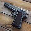 Пистолет пневматический SAS M1911 Pellet + 5 CO2 Crosman + 650 BB 4.5 мм, фото 6