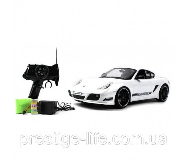 Автомобиль на радиоуправлении Porsche Cayman R 1:16 HQ200123 Белый