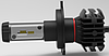 Комплект светодиодных автомобильных ламп LED H4 Luxeon Zes Ledo