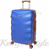 Комплект чемодан и кейс Bonro Next  маленький синий (10066701), фото 3