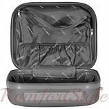 Комплект чемодан и кейс Bonro Next  маленький синий (10066701), фото 8