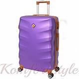 Комплект чемодан и кейс Bonro Next  маленький фиолетовый (10066703), фото 3