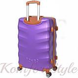 Комплект чемодан и кейс Bonro Next  маленький фиолетовый (10066703), фото 4