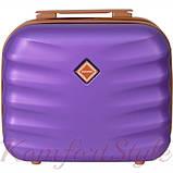 Комплект чемодан и кейс Bonro Next  маленький фиолетовый (10066703), фото 6