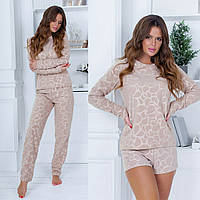 Женская пижама тройка, фото 1