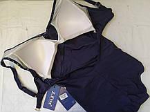 Купальник Z.FIVE Магия 88812 бирюзовый (есть 52 54 56 58 60 размеры), фото 2