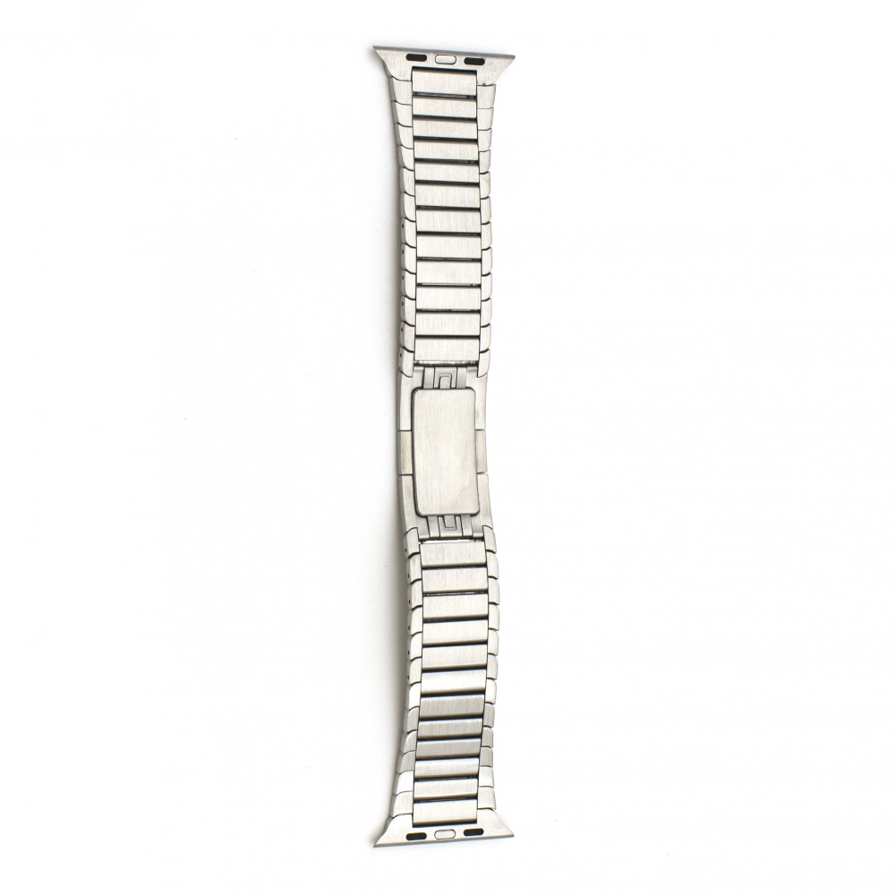 Ремешок для Apple Watch Band Link 42 mm Silver