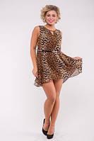 Легкое шифоновое платье №15, фото 1