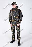 Камуфляжный костюм летний МС-3 Тёмный клен, фото 1